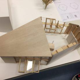 Entwurf Modularer Kreativraum